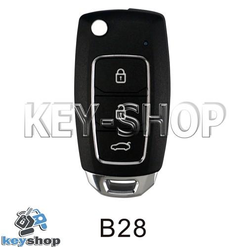 Ключ заготовка (B28) для программатора KEYDIY KD-X2