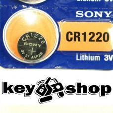 Батарейка СR1220