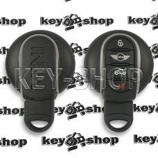 Оригинальный смарт ключ Mini (Мини) 4 кнопки, ID49 (PCF7953V)  433MHz
