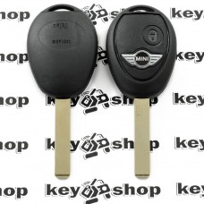 Оригинальный авто ключ Mini (Мини), PCF7930 / 433MHz