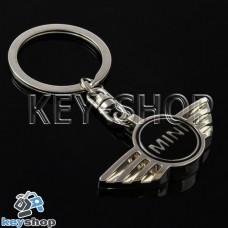 Металлический брелок для авто ключей BMW-MINI (БМВ-мини)