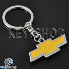 Металлический брелок для авто ключей CHEVROLET (Шевролет)