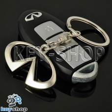Брелок для авто ключей INFINITI (Инфинити)