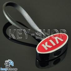 Металлический брелок для авто ключей KIA (КИА)