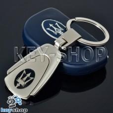 Металлический брелок для авто ключей Maserati (Мазерати)