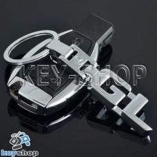 Металлический брелок для авто ключей Mercedes GL-Class (Мерседес GL-Класс)