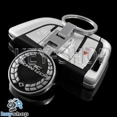 Металлический брелок для авто ключей AC Schnitzer