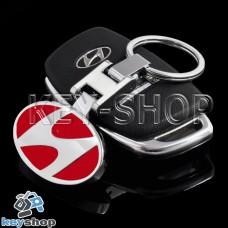 Металлический брелок для авто ключей Хундай (Hyundai)