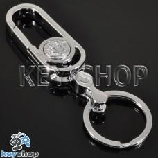 Металлический брелок для авто ключей Brilliance (Бриллианс)