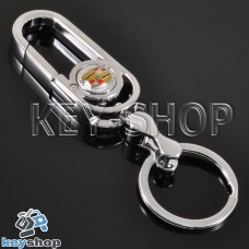 Металлический брелок для авто ключей CADILLAC (Кадиллак)