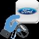 Брелоки Форд (Ford)