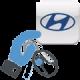 Брелоки Хундай (Hyundai)