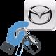 Брелоки Мазда (Mazda)