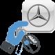 Брелоки Мерседес Бенз (Mercedes-Benz)
