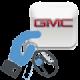 Брелоки GMC (ДжиЭмСи)