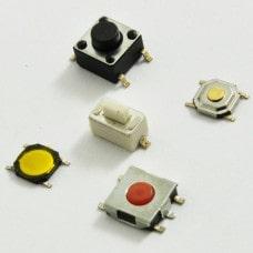 Кнопки для микросхем