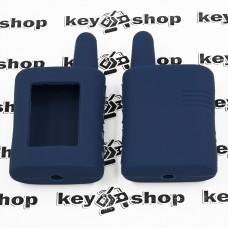 Чехол (синий) для брелка сигнализации Scher-Khan Magicar A;B