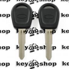 Корпус авто ключа под чип для Chery (Чери) (B11)