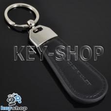 Кожаный брелок для авто ключей CHEVROLET (Шевролет)