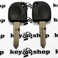 Корпус авто ключа под чип для Chevrolet (Шевролет) Lacetti, EPICA, EVANDA, CAPTIVA, MATIZ
