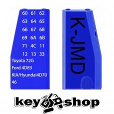 JMD King chip включает в себя 6 видов чипов (T5, 4C/4D, 46, 7936, G-chip)