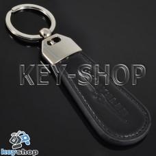Кожаный брелок для авто ключей Chrysler (Крайслер)
