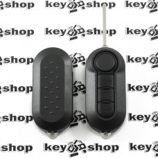 Корпус выкидного ключа для CITROEN (Ситроен), 3 кнопки, лезвие SIP 22, тип 3