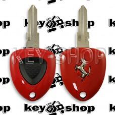 Корпус ключа для Ferrari (Ферари) 1 кнопка