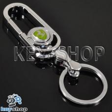 Металлический брелок для авто ключей Ferrari (Ферари)