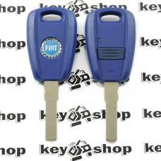 Корпус авто ключа для FIAT DOBLO (Фиат добло) 1 - кнопка с лезвием SIP22