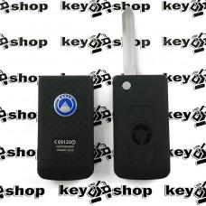 Корпус выкидного ключа Geely (Джили) 3 кнопки