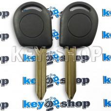 Ключ для Джили (Geely), (корпус) лезвие SX9