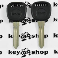 Корпус авто ключа для GMC (ДжиЭмСи)