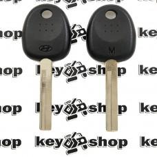 Корпус ключа для Hyundai Accent (Хундай Акцент) лезвие HY20R