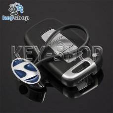 Металлический брелок для авто ключей HYUNDAI (Хундай)