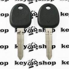 Корпус авто ключа под чип для Hyundai (Хундай), с лезвием HYN10