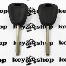 Корпус авто ключа под чип для Jaguar (Ягуар)