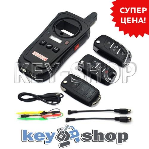 Программатор авто ключей, чип ключей (Remote maker, key programmer 96bit ID48 Transponder Copy) KD X2