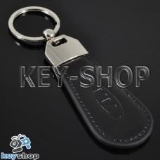 Кожаный брелок для авто ключей KIA (КИА)