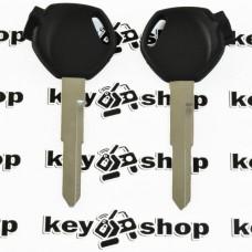 Ключ с магнитами для мотоцикла Honda (Хонда) лезвие левое (среднее)