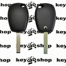 Корпус автоключа под чип Opel (Опель) лезвие VA2