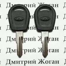Корпус авто ключа под чип для Chery (Чери) (S21)