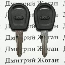 Корпус авто ключа под чип для Chery (Чери) (S22)