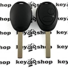 Корпус авто ключа LAND ROVER (Ленд Ровер) 2 - кнопки, лезвие HU92