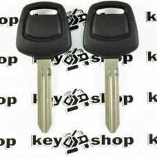 Корпус авто ключа под чип для NISSAN (Ниссан) , лезвие NSN14