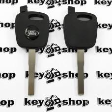 Корпус ключа под чип LAND ROVER (Ленд Ровер) лезвие HU101, тип 1