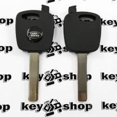 Корпус ключа под чип LAND ROVER (Ленд Ровер) лезвие HU92, тип 1
