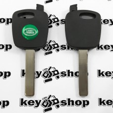 Корпус ключа под чип LAND ROVER (Ленд Ровер) лезвие HU92, тип 2