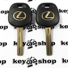 Корпус авто ключа под чип для Lexus (Лексус), лезвие TOY48