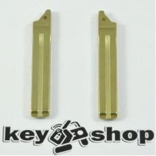 Лезвие для выкидного ключа Toyota (Тойота), TOY48 (Боковое крепление)